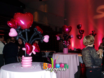 Sweet 16 Balloon Utopia