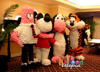 اعمال رائعه من البالونات،اشغال يدويه روعه من البالونات،افكار رائعه characters1.jpg