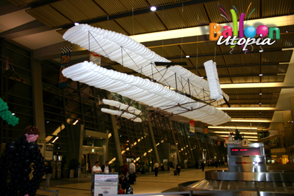 Scaled Replica of Wright Bros Flyer