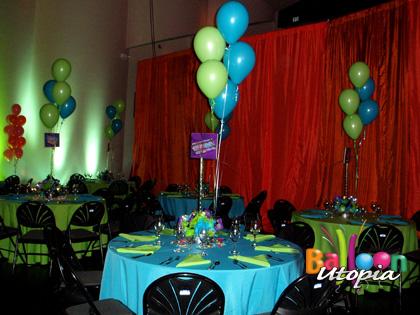 Candy Themed Centerpieces BalloonUtopia