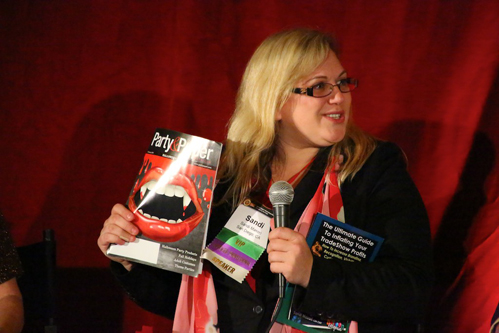 Sandi Masori shares her best-selling book and a recent industry article