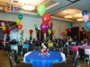 Candyland Theme Balloon Room
