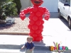 Elmo Balloon Sculpture