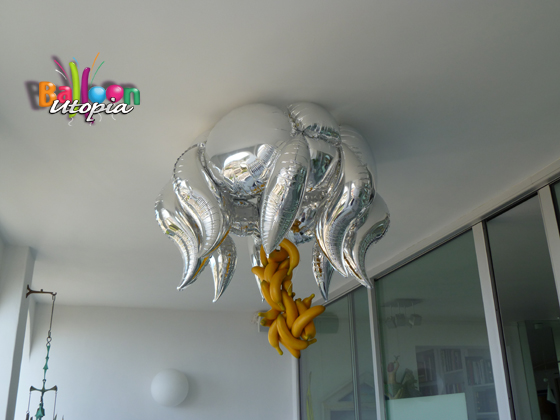 Andy Warhol Theme Decorations