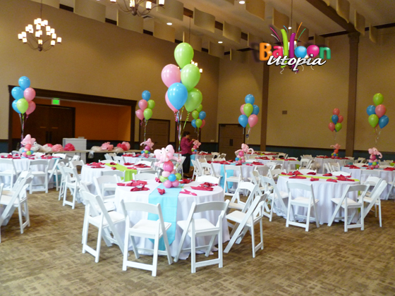 Stage Backdrops New San Diego Balloon Events