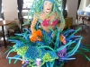 Mermaid Balloon Sculpture