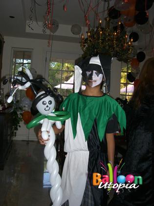 San Diego Birthday Party Entertainment By Balloon Utopia