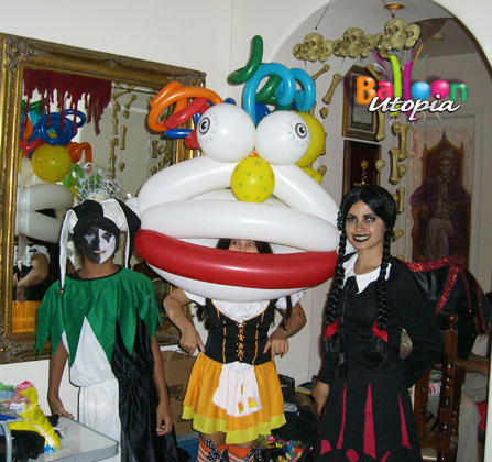 San Diego Halloween Birthday Party