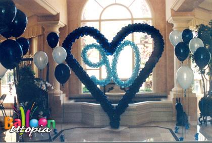 San Diego 90th Birthday Party