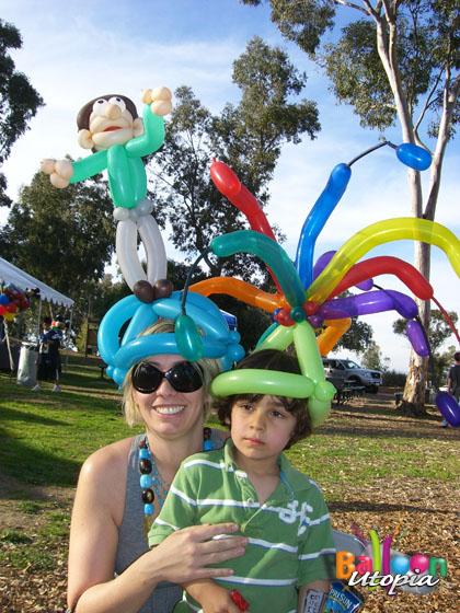 San Diego Birthday Hats