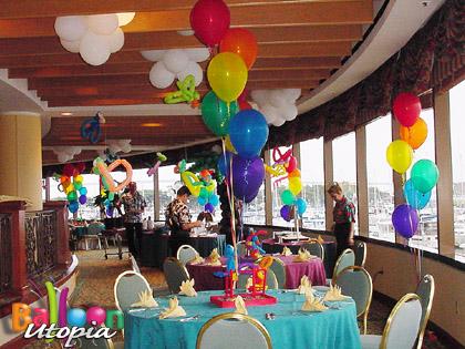 San Diego Rainbow Birthday Party