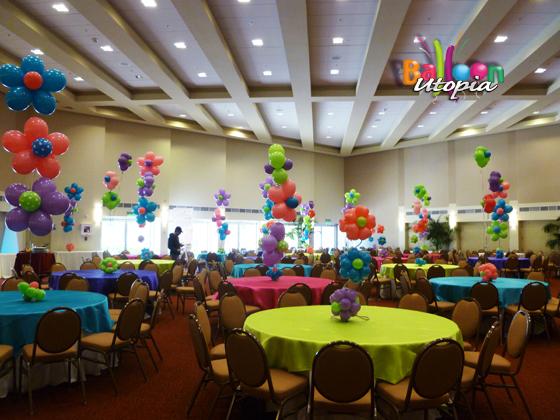 Balloon Flower Room