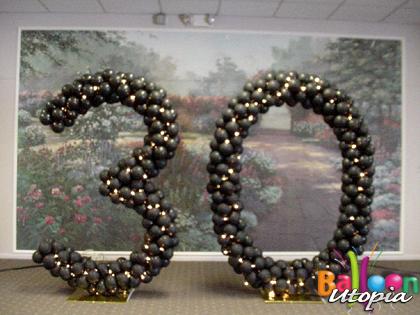 San Diego Birthday Decorations