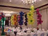 San Diego Flower Theme Birthday Party