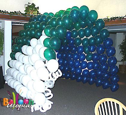 San Diego Tropical Birthday Party