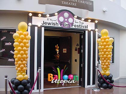 Hollywood Style for the Jewish Film Festival