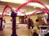 Roman Column Style Dance Floor