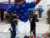 Baseball Pitcher Balloon Sculpture