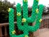 7' Cactus Sculpture