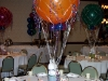 Hot Air Balloon Centerpiece Up Close