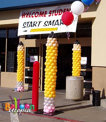 Start Smart Pencil Columns