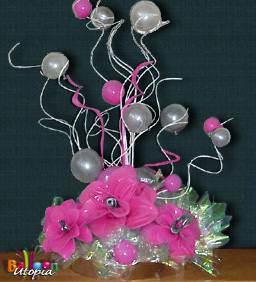 Fantasy Flowers Centerpiece