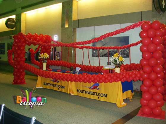 "Southwest Airlines ""Goldengate Bridge"""