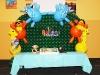 Animal Themed Cake Table