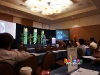 Stage Decorations for Corporate Event