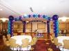 Purple Theme Dance floor