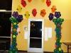 Flower Themed Entrance