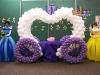 Balloon Cinderella Carriage
