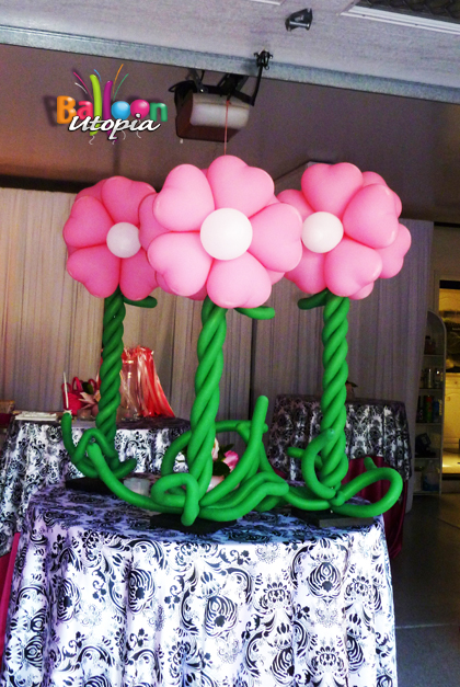 Flower Centerpieces