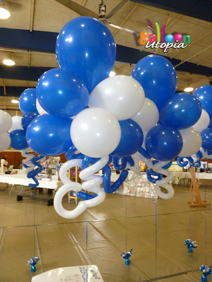 Cloud 9 Balloons with Squiggles