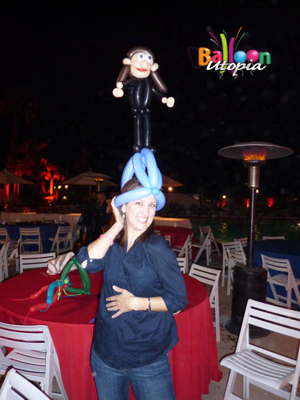 Party Fun w Balloon Utopia - mini me