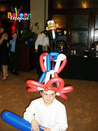 Obama parady balloon