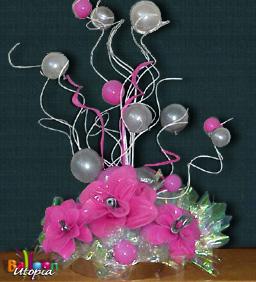 Fantasy Flower Centerpiece