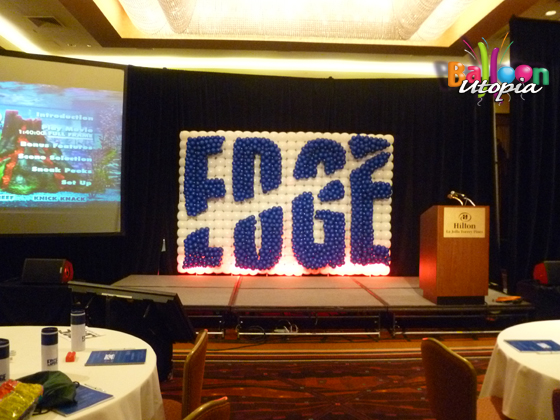 Corporate Stage Decorations