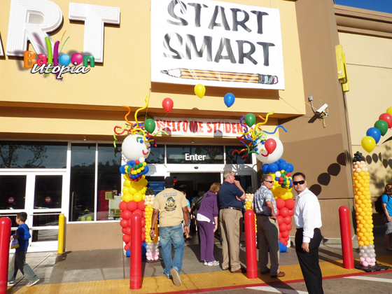 Phil Mickelson's Start Smart Entrance