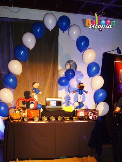 Balloon Utopia Trade Show Booth