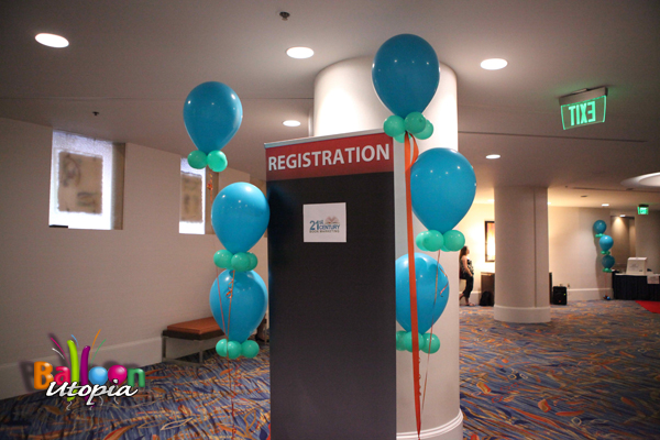 Registration Balloons