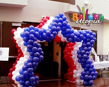San Diego Bar Mitzvah Events By Balloon Utopia Bar