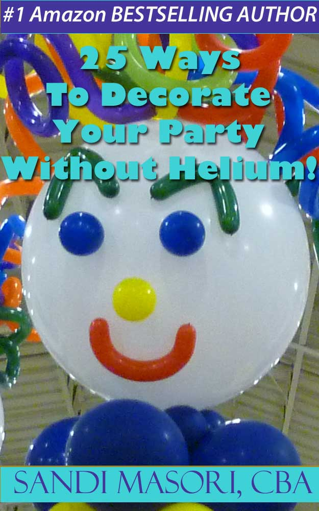 25 Ways To Decorate Without Helium